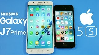 samsung galaxy j7 prime vs iphone 5s