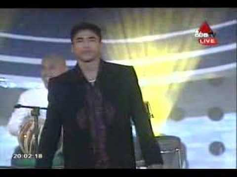 sirasa spar star ajith bandara song