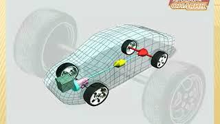 Устройство и техническое обслуживание транспортных средств. Занятие № 2.