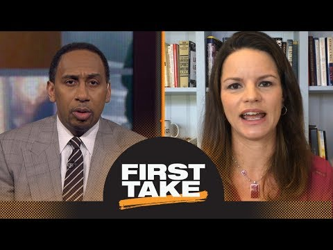 Should the NCAA intervene in Ohio State suspension of Urban Meyer? | First Take | ESPN