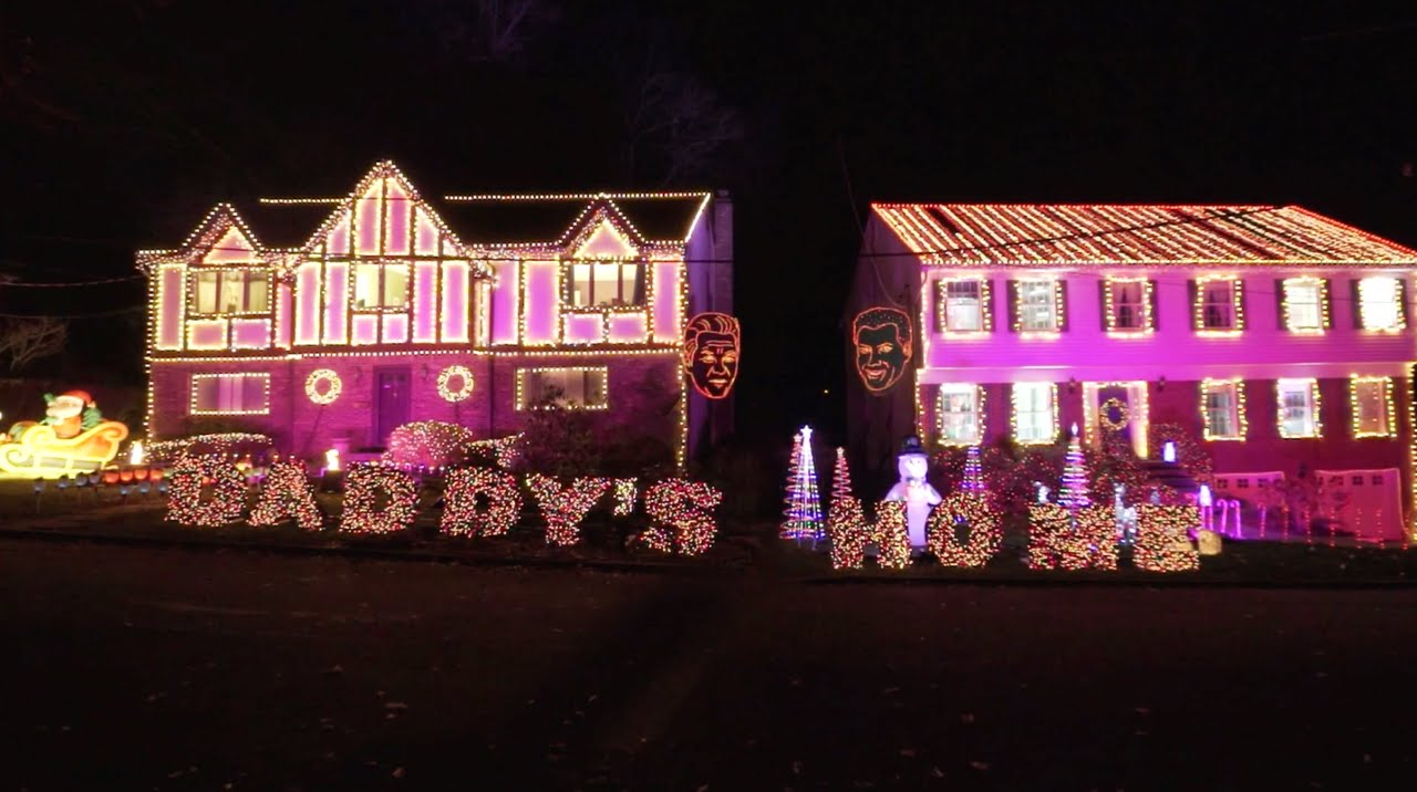 daddys home 2015 dueling christmas lights paramount pictures youtube - Pink Home 2015