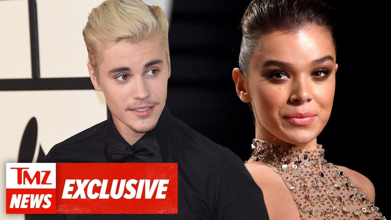 What's going on with Justin Bieber and Hailee Steinfeld then?