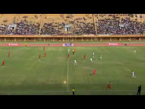 Niger vs Tunisie 1-2