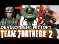 The Development History of Team Fortress 2 - from the Mod to TF2