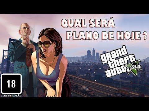 GTA V ROLE PLAY - OQUE SERÁ DE HOJE ?