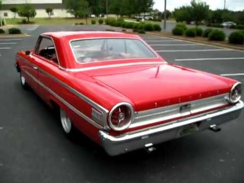 1963 12 Galaxie 500 Super Sharp Driver!