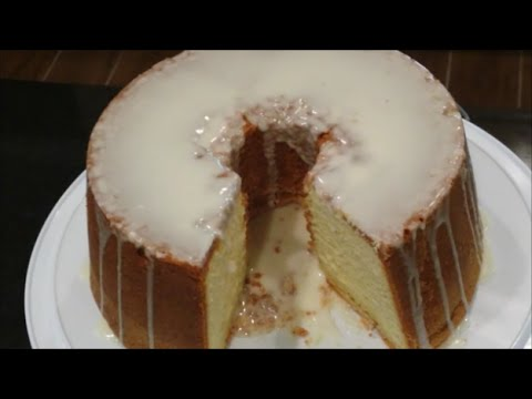 Lemon Glaze Icing For Lemon CC Pound Cake