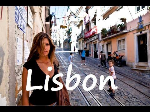 6 Minutes In Lisboa, Portugal, Lisbon, Lisbonne, Лиссабона, Europe - GoPro - CityTrip (HD1411)