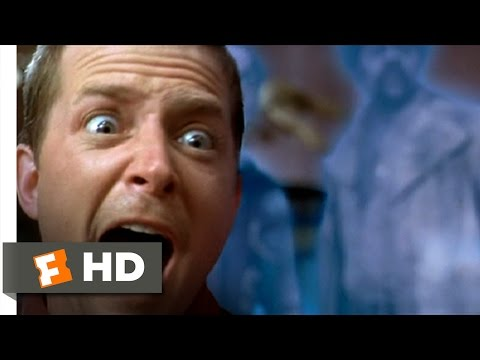 The Frighteners (5/10) Movie CLIP - Fleeing the Reaper (1996) HD