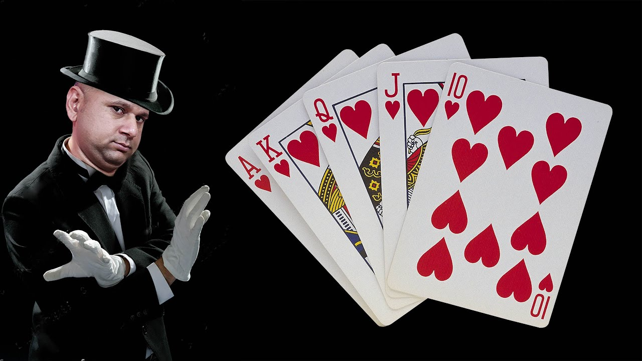 learn 'amazing  impressive' card trick  youtube