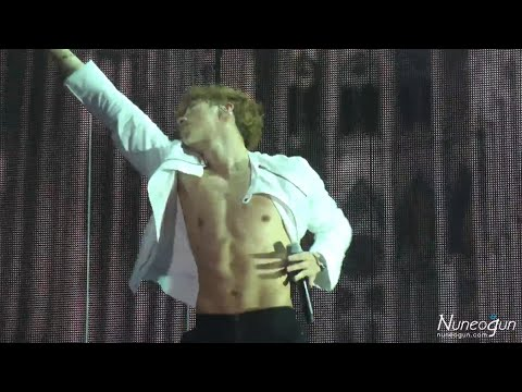 150628 2015 2PM CONCERT HOUSE PARTY_I'm Your Man_JUNHO Focus_By Nuneogun