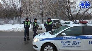 Вектор Движения №132. И тут приехала полиция...