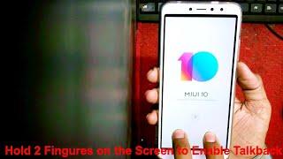 Xiaomi Redmi Y2 Hard Reset & Frp Bypass Google Account || Full Tutorial