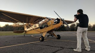 Aviation Bucket List: The Original 1941 Piper J-3 Cub