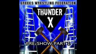 GWF Thunder X PPV Pre Show Part 1