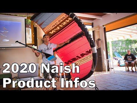 Robby Naish + Team talking about WING SURFER and 2020 Naish Products at Tarifa Dealer Meeting