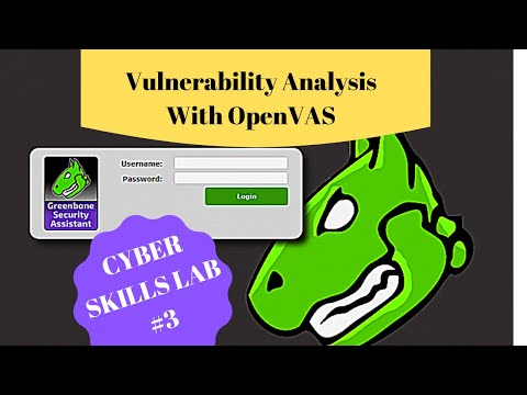 Vulnerability Analysis with OpenVAS   Scanning and