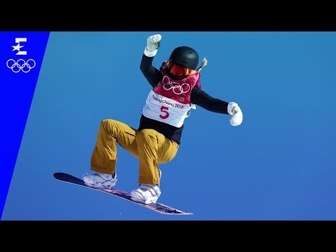 Snowboard | Ladies' Big Air Highlights | Pyeongchang 2018 | Eurosport