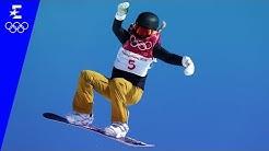 Snowboard   Ladies' Big Air Highlights   Pyeongchang 2018   Eurosport