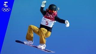 Snowboard | Ladies' Big Air Highlights | Pyeongchang 2018 | Eurosport