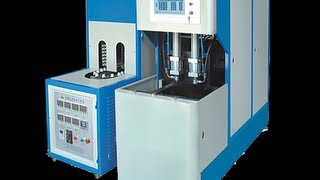 Полуавтомат выдува ПЭТ тары 0,25 до 5 литров(НАШ САЙТ RUSOPTIMA.RU сложные технические устройства предназначенные для производства пластиковых бутылок..., 2013-09-09T08:08:38.000Z)