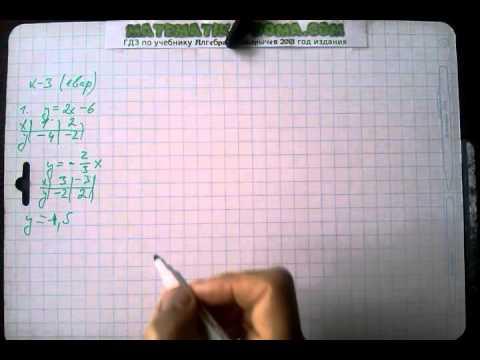 Контрольная работа по математике 3 класс, 3 четверть