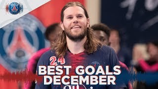 Best Goal - December : Mikkel Hansen scores one last roucoulette against Chambéry