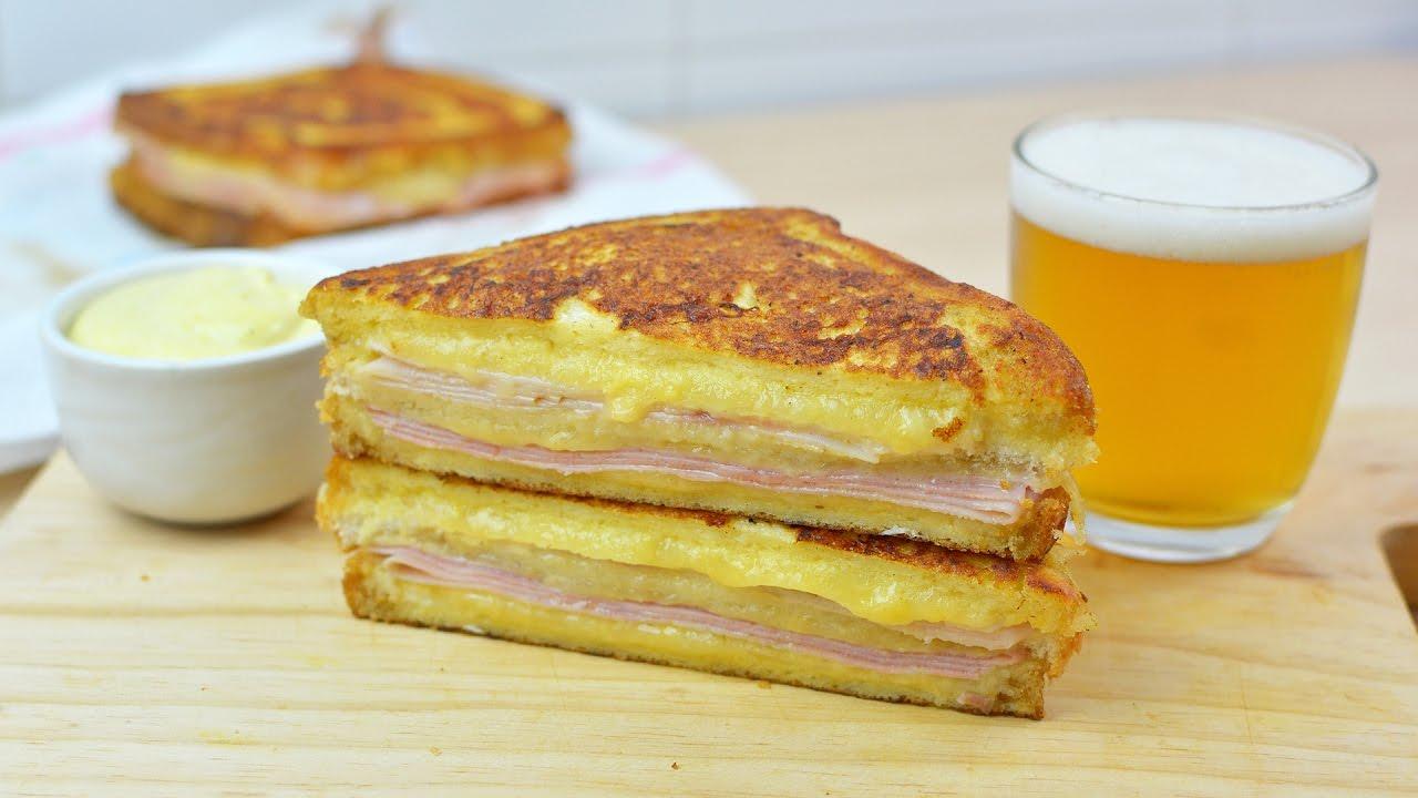 maxresdefault - Monte Cristo Sandwich - Easy Monte Cristo Sandwiches Recipe