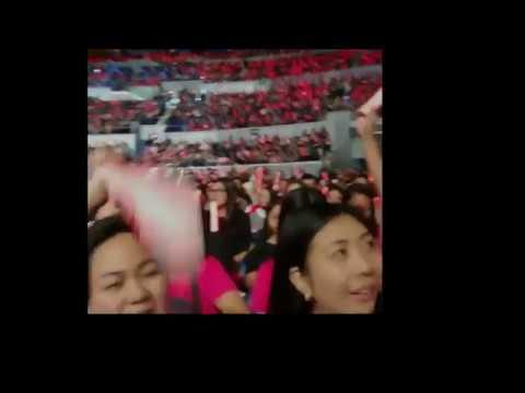 Sarah G. Dinumog ang This 15 Me Concert! What a CROWD!