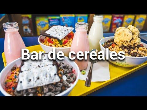 Bar de cereales en Ciudad de México / Estación Cereal - Diana y Aarón (DYA)