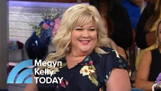 Author Melissa Radke Opens Up About Finding Confidence: 'I Want To Be Brave' | Megyn Kelly TODAY