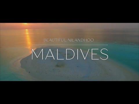 Maldives 2017 | Nilandhoo | Drone Phantom 3 Prof | GoPro Hero5 | iPhone7s