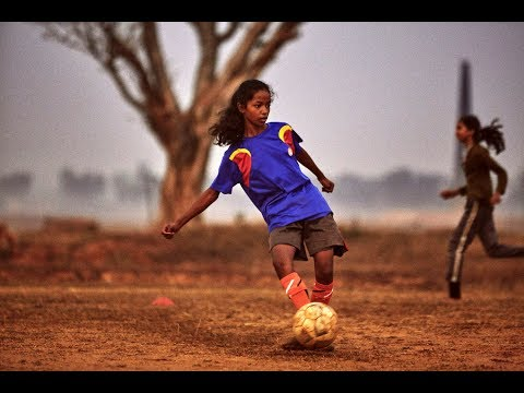 The real-life 'Bend It Like Beckham' - The YUWA Project in India