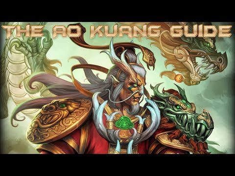 SMITE The Ao Kuang Guide