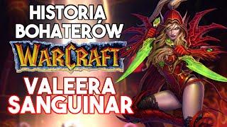 Historia Bohaterów Warcraft'a - Valeera Sanguinar [CZĘŚĆ 1]