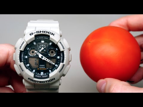 How To Set Time On Casio G-Shock In 10 Seconds (Simple Manual)