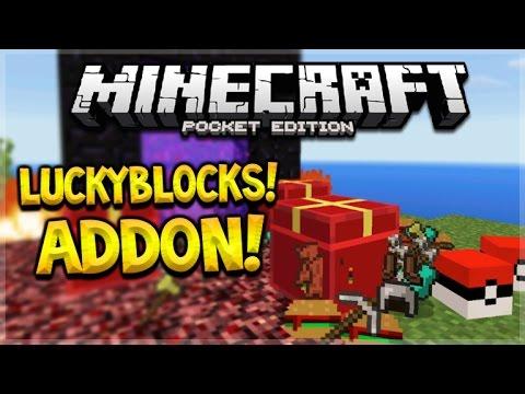 addons lucky block