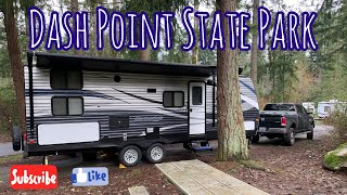 Dash Point State Park / RV Camping