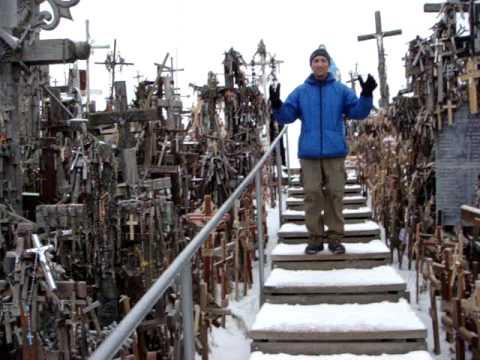 十字架の丘 (Cross Hill at Lithuania)