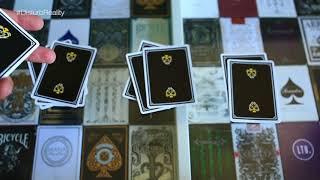 MAGIC WORD Self-Working Card Trick - TUTORIAL