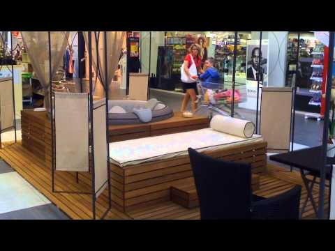 d cor bois bangkirai spa youtube. Black Bedroom Furniture Sets. Home Design Ideas