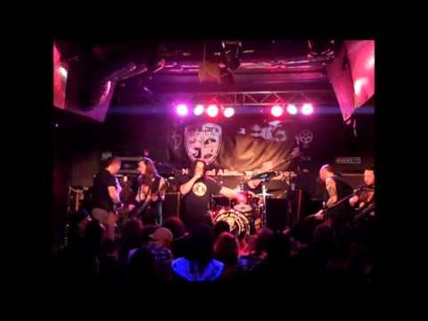 Darrow Chemical Company: Misfits set w/ Steve Zing of Samhain/Danzig on vocals 1/3/15