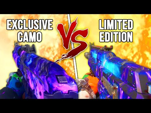 THE MOST INTENSE GRIND Vs RARE LIMITED EDITION... Which Is The Best!?