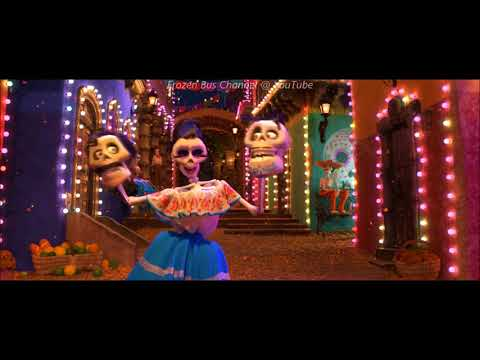 COCO - Welcome To The Fiesta (Blu-ray bonus feature)