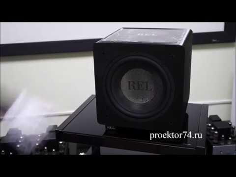 Обзор сабвуфера REL Acoustics - самый глубокий и насыщенный бас в любых акустических системах