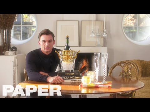 PAPER POV | Tyler Cameron Role-plays as Your Boyfriend
