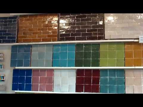 Moroccan Tiles Moorish Tiles Zillij Tiles Zellige
