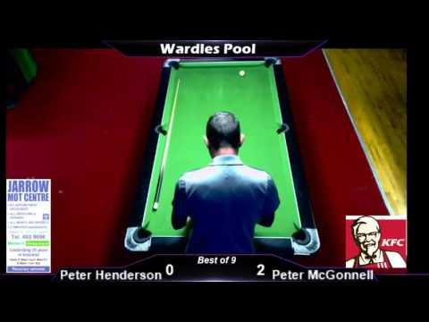 Wardles Pool; Peter v Peter