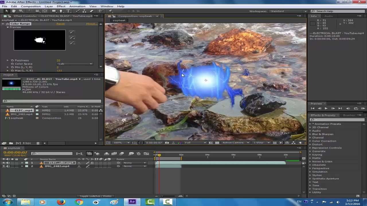 How To Edit Video Movie 2016 Part 1 By Sopheak Video Edit How To Edit Video