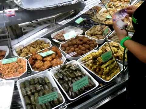 A Stockholm Market (Sweden)